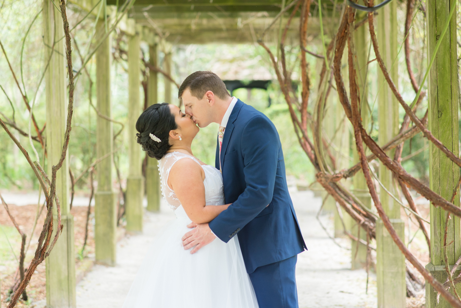 Geoff & Alicia Tice | Lace House Wedding | Charlotte, NC Wedding Photographer