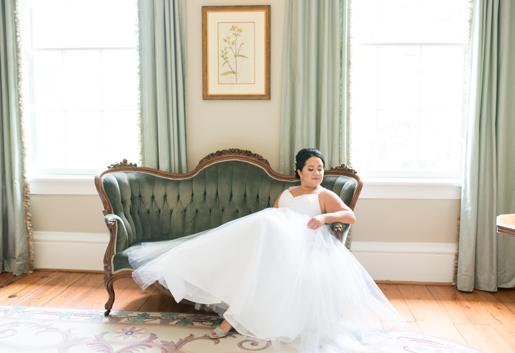 | Lace House | Charlotte NC Wedding Photographer